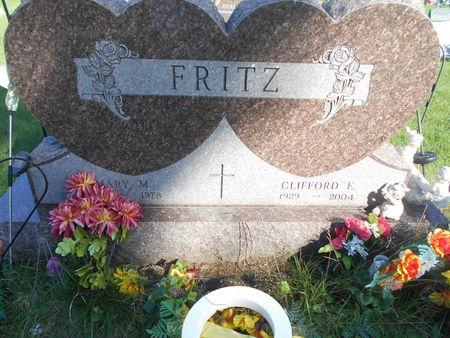 FRITZ, CLIFFORD EDWARD - Linn County, Iowa | CLIFFORD EDWARD FRITZ