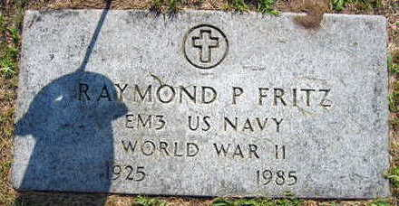 FRITZ, RAYMOND P. - Linn County, Iowa | RAYMOND P. FRITZ