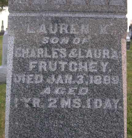 FRUTCHEY, LAUREN K. - Linn County, Iowa | LAUREN K. FRUTCHEY