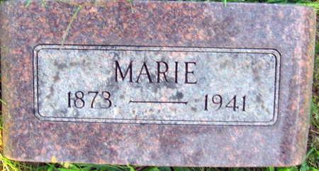 FRYCEK, MARIE - Linn County, Iowa | MARIE FRYCEK