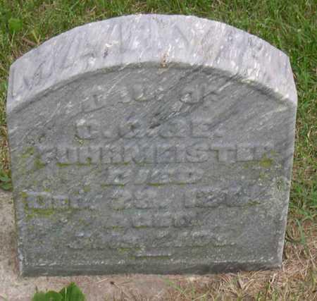 FUHRMEISTER, MARY E. - Linn County, Iowa   MARY E. FUHRMEISTER