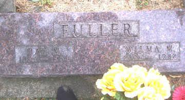 FULLER, WILMA M. - Linn County, Iowa | WILMA M. FULLER