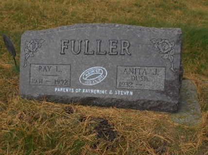 FULLER, RAY L. - Linn County, Iowa | RAY L. FULLER