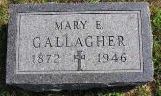 GALLAGHER, MARY E. - Linn County, Iowa | MARY E. GALLAGHER