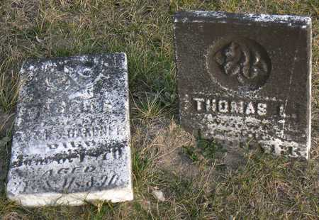 GARDNER, THOMAS L. - Linn County, Iowa | THOMAS L. GARDNER