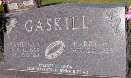 GASKILL, MARILYNN J. - Linn County, Iowa | MARILYNN J. GASKILL