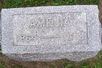 GEFFERT, AMELIA - Linn County, Iowa | AMELIA GEFFERT