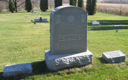 GEHRINGER, FAMILY STONE - Linn County, Iowa   FAMILY STONE GEHRINGER