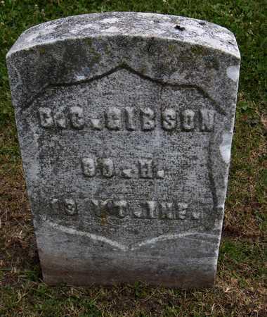 GIBSON, C.G. - Linn County, Iowa | C.G. GIBSON