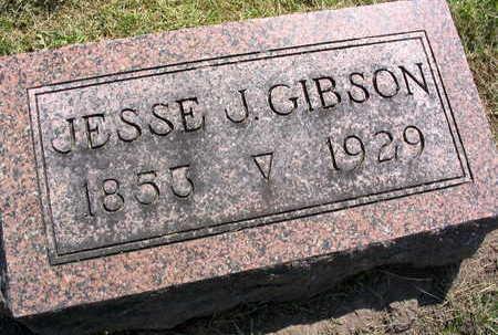 GIBSON, JESSE J. - Linn County, Iowa | JESSE J. GIBSON