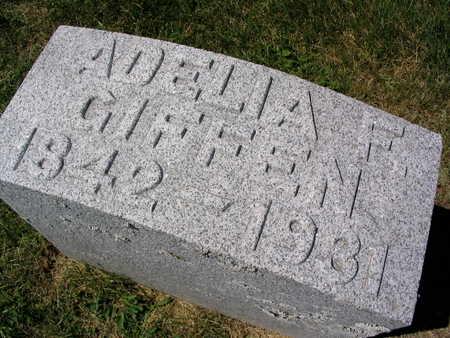 GIFFEN, ADELIA F. - Linn County, Iowa | ADELIA F. GIFFEN