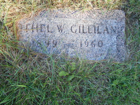 GILLILAN, OTHEL W - Linn County, Iowa | OTHEL W GILLILAN