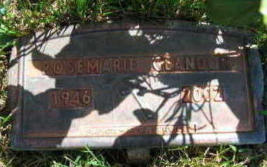 GLANDON, ROSEMARIE - Linn County, Iowa | ROSEMARIE GLANDON