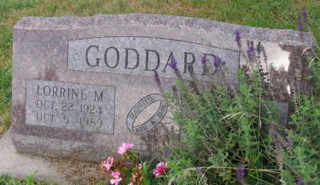 GODDARD, CHARLES M - Linn County, Iowa | CHARLES M GODDARD