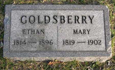 GOLDSBERRY, ETHAN - Linn County, Iowa | ETHAN GOLDSBERRY