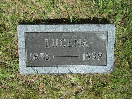 HASKELL GOLDSBERRY, LUCENA - Linn County, Iowa | LUCENA HASKELL GOLDSBERRY