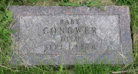 GONGWER, BABY - Linn County, Iowa | BABY GONGWER