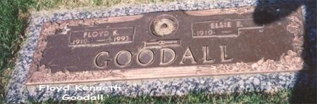 GOODALL, FLOYD - Linn County, Iowa | FLOYD GOODALL
