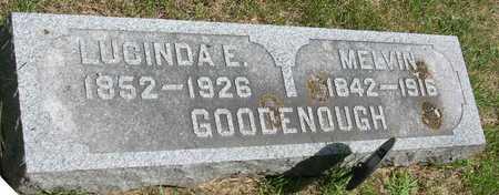 GOODENOUGH, MELVIN - Linn County, Iowa | MELVIN GOODENOUGH