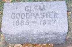 GOODPASTER, CLEM - Linn County, Iowa | CLEM GOODPASTER