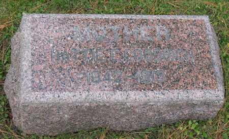 GOODRICH, HATTIE E. - Linn County, Iowa   HATTIE E. GOODRICH