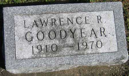 GOODYEAR, LAWRENCE R. - Linn County, Iowa | LAWRENCE R. GOODYEAR