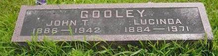 ANDERSON GOOLEY, LUCINDA - Linn County, Iowa | LUCINDA ANDERSON GOOLEY
