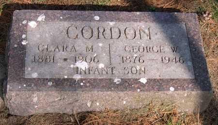 GORDON, INF. SON - Linn County, Iowa | INF. SON GORDON