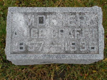 GRAFFT, ALICE M. - Linn County, Iowa | ALICE M. GRAFFT
