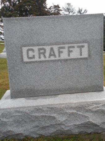 GRAFFT, FAMILY STONE - Linn County, Iowa   FAMILY STONE GRAFFT
