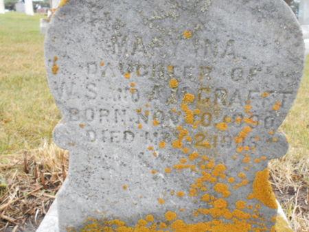 GRAFFT, MARY INA - Linn County, Iowa | MARY INA GRAFFT