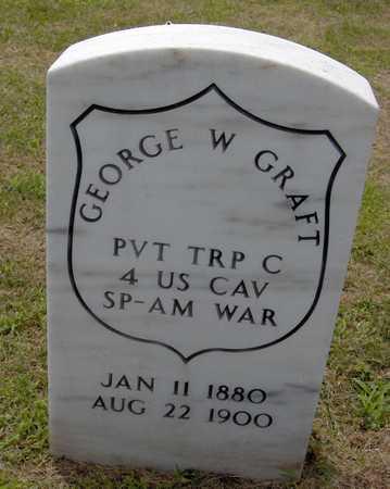 GRAFT, GEORGE W. - Linn County, Iowa | GEORGE W. GRAFT