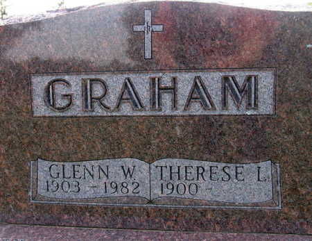 GRAHAM, GLENN W. - Linn County, Iowa | GLENN W. GRAHAM