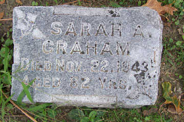 GRAHAM, SARAH A. - Linn County, Iowa | SARAH A. GRAHAM