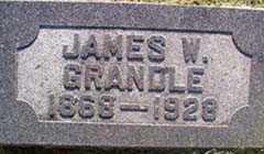 GRANDLE, JAMES W. - Linn County, Iowa | JAMES W. GRANDLE