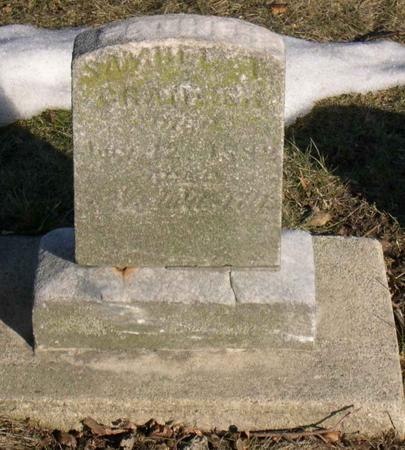 GRANGER, SAMUEL - Linn County, Iowa | SAMUEL GRANGER