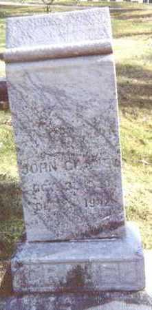 GRAUEL, JOHN - Linn County, Iowa   JOHN GRAUEL