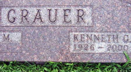 GRAUER, KENNETH G. - Linn County, Iowa | KENNETH G. GRAUER