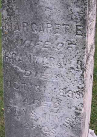 GRAVER, MARGARET E. - Linn County, Iowa   MARGARET E. GRAVER