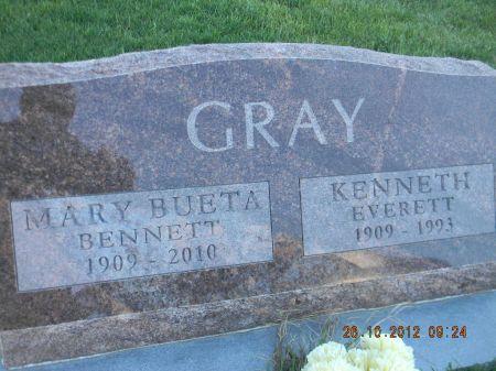 GRAY, MARY BUETA - Linn County, Iowa | MARY BUETA GRAY