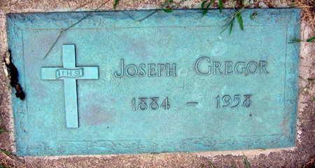 GREGOR, JOSEPH - Linn County, Iowa | JOSEPH GREGOR