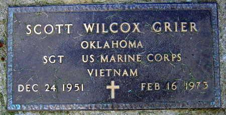GRIER, SCOTT WILCOX - Linn County, Iowa | SCOTT WILCOX GRIER