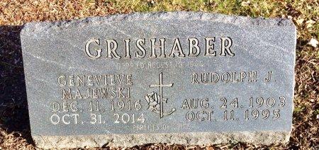 GRISHABER, RUDOLPH J. - Linn County, Iowa | RUDOLPH J. GRISHABER