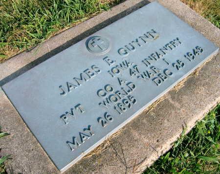 GUYNN, JAMES E. - Linn County, Iowa | JAMES E. GUYNN
