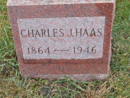 HAAS, CHARLES J. - Linn County, Iowa | CHARLES J. HAAS