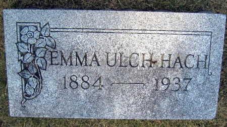 HACH, EMMA - Linn County, Iowa | EMMA HACH