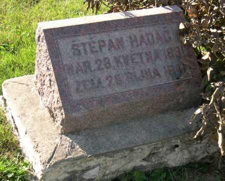 HADAC, STEPAN - Linn County, Iowa | STEPAN HADAC