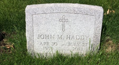 HADDY, JOHN M. - Linn County, Iowa | JOHN M. HADDY