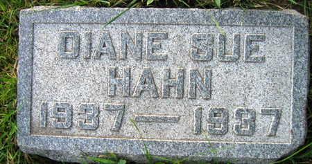HAHN, DIANE SUE - Linn County, Iowa | DIANE SUE HAHN
