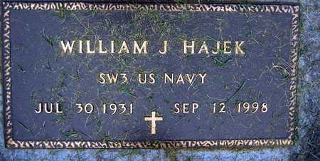 HAJEK, WILLIAM - Linn County, Iowa | WILLIAM HAJEK